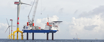 Sanierung Windkraft Offshore