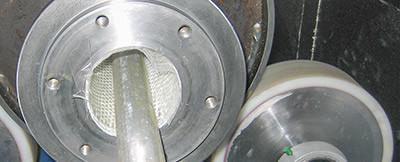 Schleuderbänke Für Die Herstellung Von GFK-Produkten
