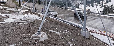 Sicherheit: Solide Konstruktionen aus Stahl
